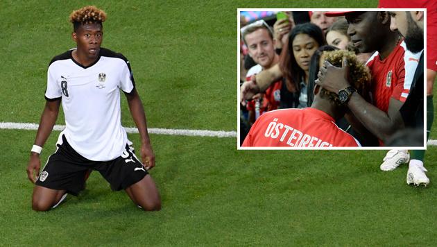 """Koller über Alaba: """"Er wird sicher spielen!"""" (Bild: APA/AFP/MIGUEL MEDINA)"""