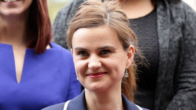 Die ermordete Jo Cox (Bild: ASSOCIATED PRESS)