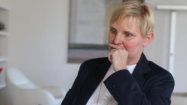 Stadträtin Sandra Frauenberger (Bild: Zwefo)