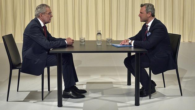 Hofburg-Wahlkarten liegen ab 7.11. bereit (Bild: HANS PUNZ / APA / picturedesk.com)