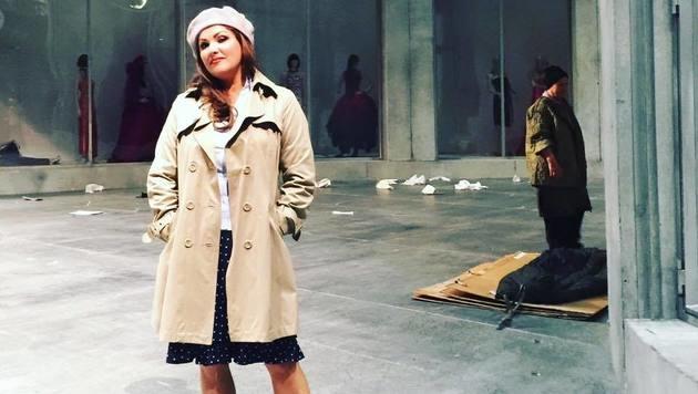 Anna Netrebko freut sich auf ihre Premiere an der Wiener Staatsoper. (Bild: facebook.com/annanetrebko)
