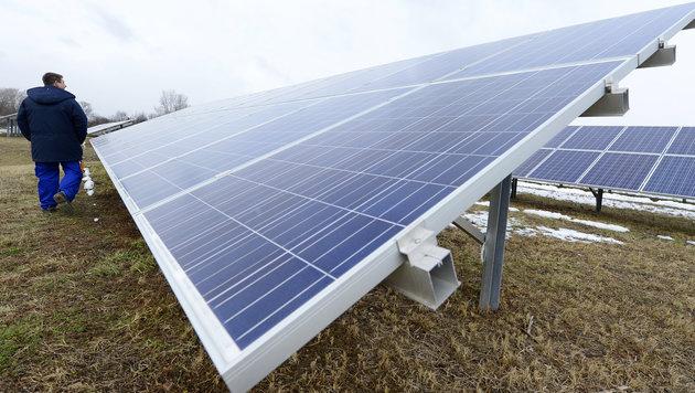 Energiequelle für die Erde, die nichts kostet (Bild: APA/Hans Klaus Techt)