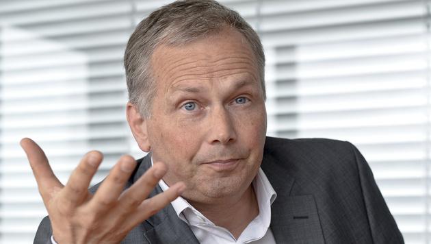 Horst Pirker (Bild: APA/HERBERT NEUBAUER)