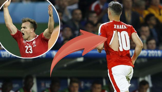 """Schweiz-Star: """"Hoffe, Puma macht keine Kondome!"""" (Bild: AP)"""