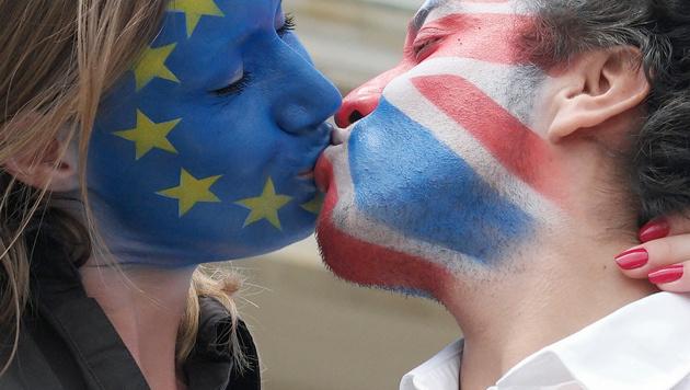 So wirkt sich ein Brexit auf die Österreicher aus (Bild: AFP/dpa/Jörg Carstensen)
