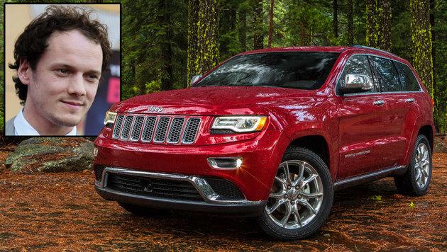 Anton Yelchins Eltern verklagen Fiat Chrysler (Bild: FCA, Associated Press)
