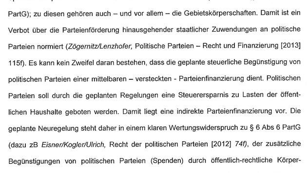 Das Gutachten des Verfassungsrechtlers Heinz Mayer ortet versteckte Parteienfinanzierung. (Bild: Krone)
