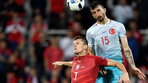 Türkei bejubelt 1. Sieg und hofft auf Achtelfinale (Bild: AFP or licensors)