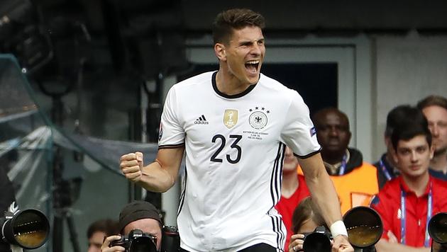 Fix! Mario Gomez wechselt zum VfL Wolfsburg (Bild: AFP)