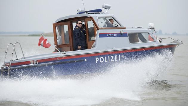 Betagtes Pärchen geriet mit Elektroboot in Seenot (Bild: APA/ROBERT JAEGER (Symbolbild))
