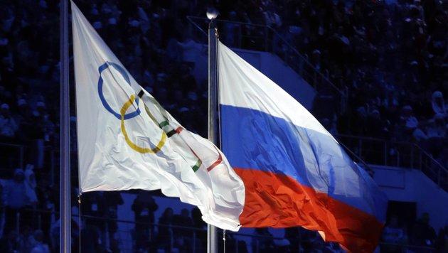Kein kompletter Russland-Bann für Rio (Bild: AP)