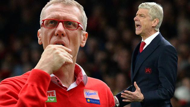 Kölns Vize-Boss vergleicht Peter Stöger mit Wenger (Bild: APA/AFP)
