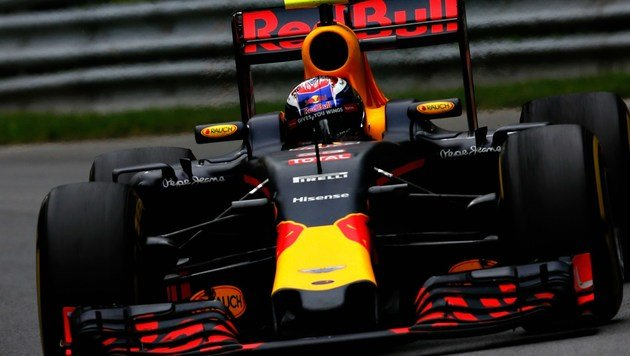 Red Bull baut zweisitziges Formel-1-Renntaxi (Bild: Getty Images)
