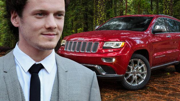 Starb Anton Yelchin wegen bekanntem Jeep-Problem? (Bild: FCA, Associated Press)