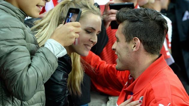 """Zlatko Junuzovic erholt sich """"überraschend gut"""" (Bild: APA/ROBERT JAEGER)"""