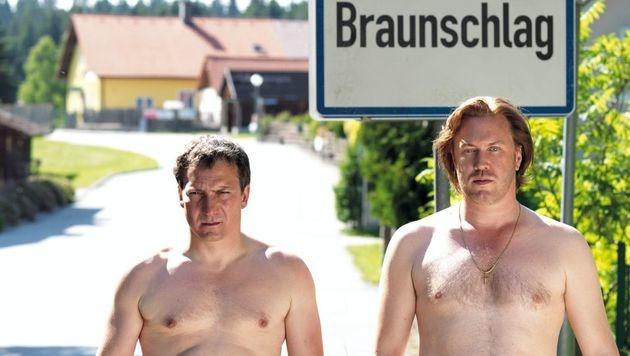 Vorlage für Stück: TV-Kult mit Palfrader & Ofczarek (Bild: ORF)