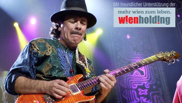 """WINZONE: Mit City4U zu Santana! (Bild: www.israellycool.com, Wien Holding)"""