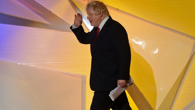 Boris Johnson (Bild: APA/AFP/Pool/Stefan Rousseau)