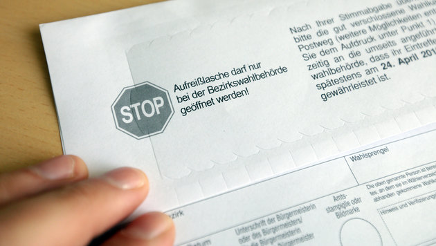 Wahlkarten standen auch im Mittelpunkt der Wahlanfechtungs-Verhandlung. (Bild: APA/GEORG HOCHMUTH)