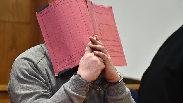 Der ehemalige Krankenpfleger Niels H. bei seinem Prozess im Jahr 2015 (Bild: APA/dpa/Carmen Jaspersen)