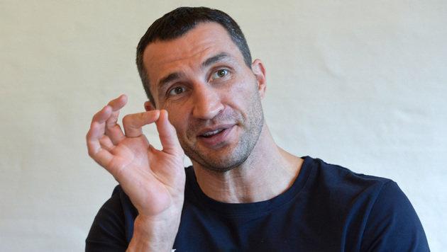 Klitschko will gegen IBF-Champ Joshua kämpfen (Bild: GEPA)