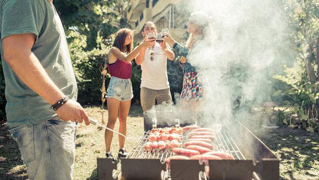 Tipps f�r Ihre gelungene Sommer-Grill-Feier (Bild: thinkstockphotos.de)
