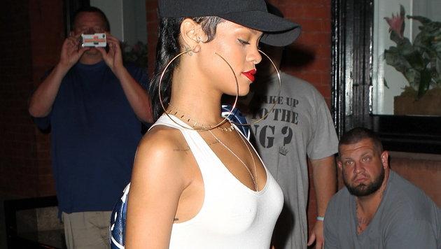 Sängerin Rihanna (Bild: Viennareport)
