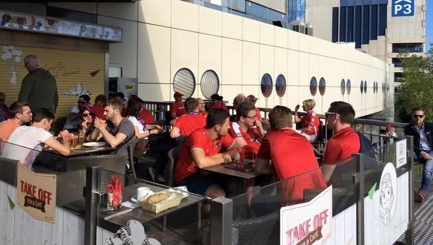 Island - Österreich: Der Liveticker zum Nachlesen (Bild: sportkrone.at)