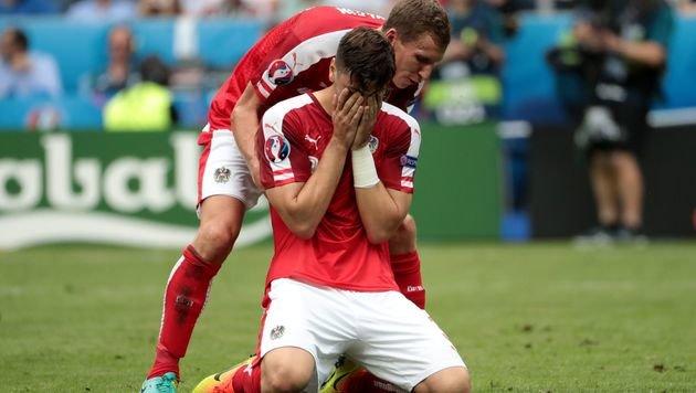 "SOS! Marcel Kollers Team geht ""am Stock"" (Bild: AFP)"