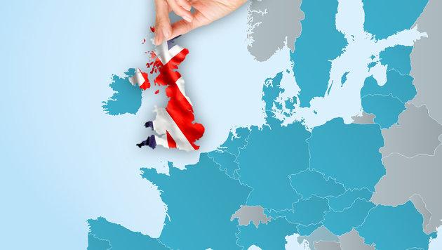 Nach Brexit-Votum: DIESE EU ist am Ende! (Bild: thinkstockphotos.de)