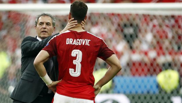 """ÖFB-Team: """"Keine Erfahrung und viel zu nervös!"""" (Bild: AFP)"""