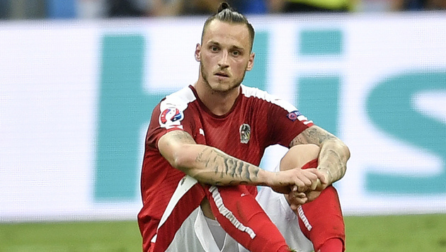 95.000 € pro Woche! Arnautovic gibt Stoke  Korb (Bild: AP)