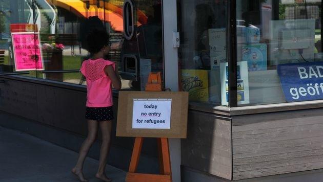 Übergriff auf 13-Jährige in Freibad war erfunden (Bild: Andreas Leisser)