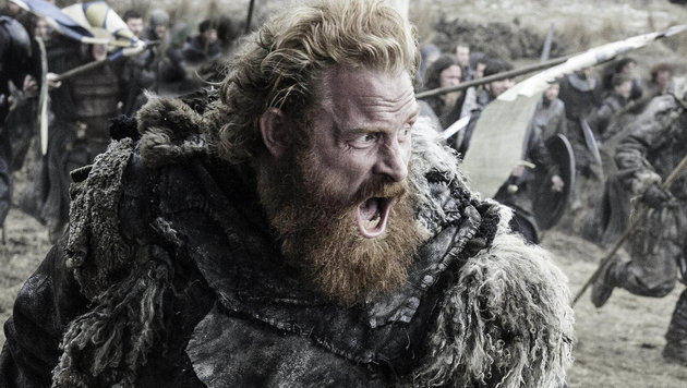 "Kristofer Hivju in ""Game of Thrones - The Battle of Bastards"" (Bild: Viennareport)"