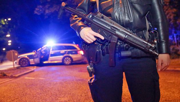 Berlin: Im letzten Moment Terroranschlag vereitelt (Bild: APA/dpa/Bodo Marks (Symbolbild))