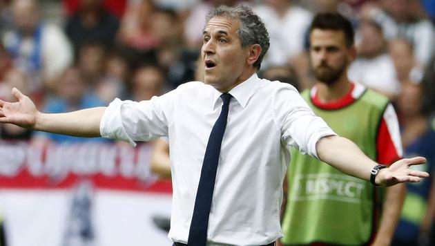 Ist der Teamchef schuld? Koller verteidigt sich (Bild: APA/AFP/ODD ANDERSEN)
