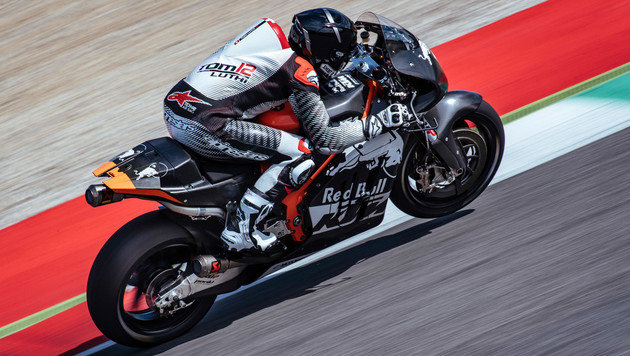 KTM-Team nach MotoGP-Tests optimistisch (Bild: Campelli M./Focus Pollution)