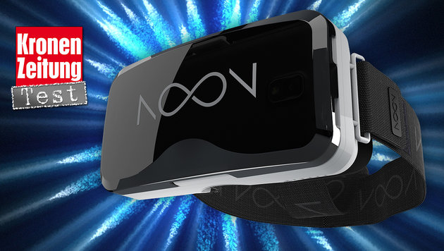 Neu in Österreich: Cyberbrille Noon VR im Test (Bild: thinkstockphotos.de, Noon)