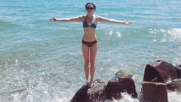 Maisie Williams postet Bikini-Selfie (Bild: Viennareport)