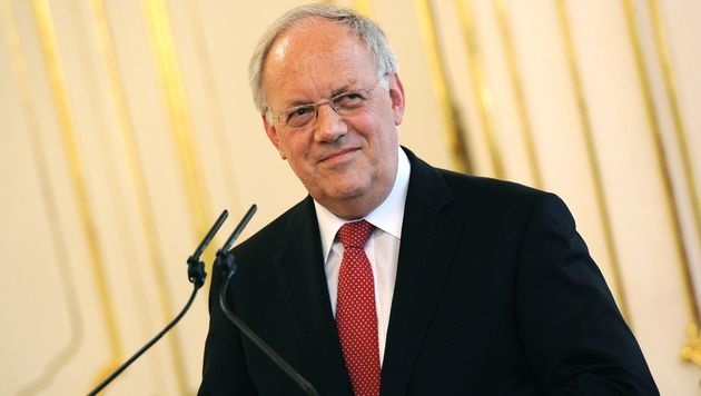 Johann Schneider-Ammann, der amtierende Bundespräsident in der Schweiz (Bild: AFP)