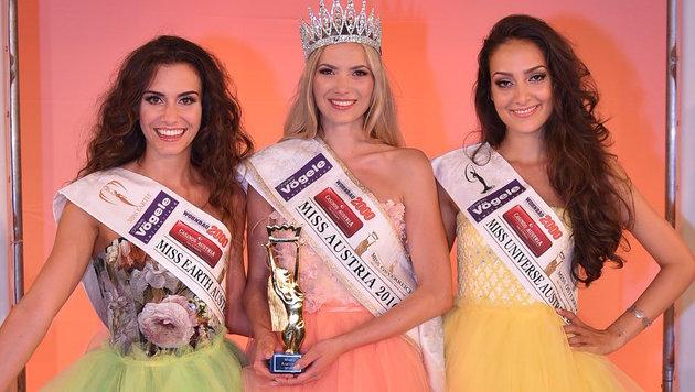 """Dragana Stankovic ist die """"Miss Austria 2016"""" (Bild: Andreas Tischler / Vienna Press)"""