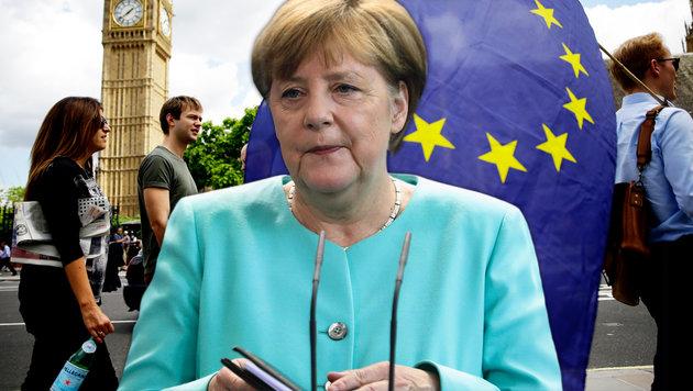 """""""EU garantiert Frieden, Wohlstand und Stabilität"""" (Bild: ASSOCIATED PRESS)"""