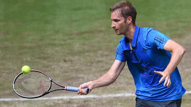 Thiems Erstrunden-Gegner Florian Mayer (Bild: APA/AFP/CARMEN JASPERSEN)