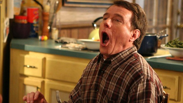 "Bryan Cranston in ""Malcolm In The Middle"" (""Malcolm mittendrin"") (Bild: CapFSD/face to face)"