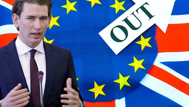 Nach Brexit-Votum: DIESE EU ist am Ende! (Bild: thinkstockphotos.de, APA/EPA ABEDIN TAHERKENAREH)