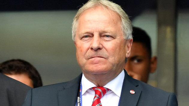 ÖFB-Boss Windtner: Sieg gegen Irland keine Pflicht (Bild: GEPA)