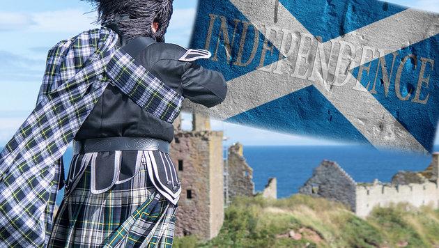 Schotten wollen neues Votum über Unabhängigkeit (Bild: thinkstockphotos.de)
