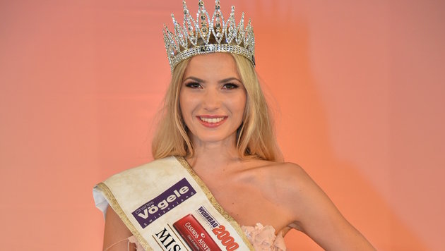 """Miss Austria"" Dragana Stankovic (Bild: Andreas Tischler / Vienna Press)"