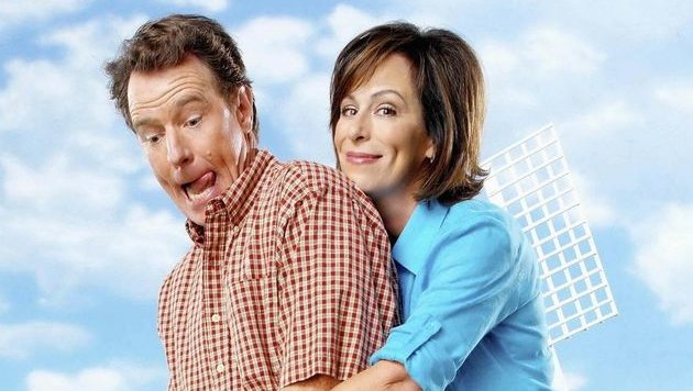 "Bryan Cranston and Jane Kacmarek in ""Malcolm In The Middle"" (""Malcolm mittendrin"") (Bild: CapFSD/face to face)"