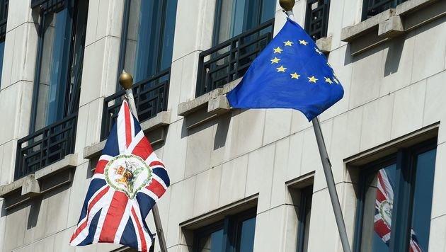 Großbritannien hat entschieden, die EU zu verlassen. (Bild: AFP)